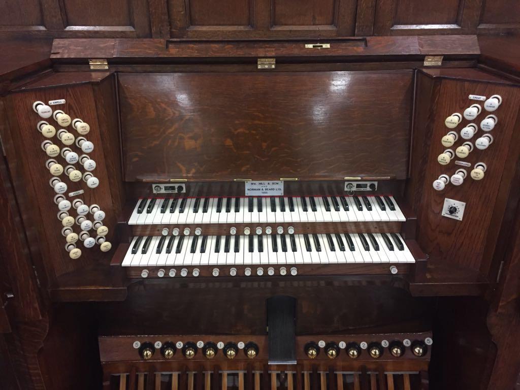 The Old Southendian Organ Society (OSOS)